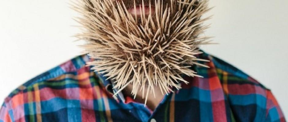 O barbă mai ciudată