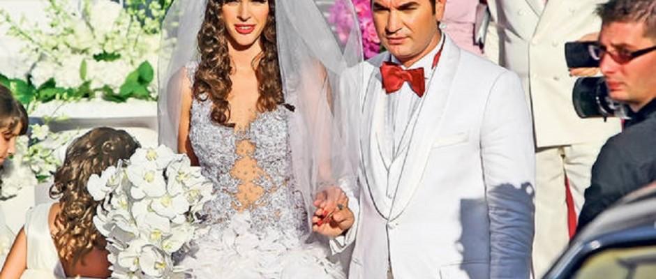 borcea si alina nunta