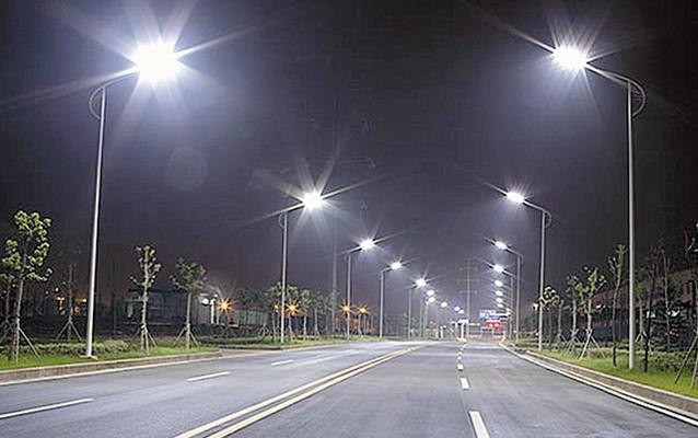 iluminat stradal cu led-uri