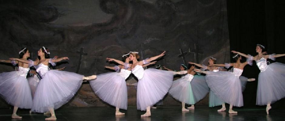 gala de balet japonez