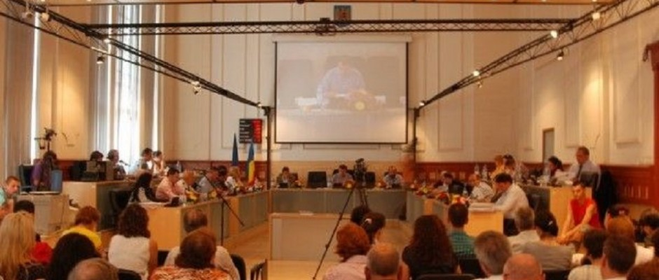 consiliul local timisoara