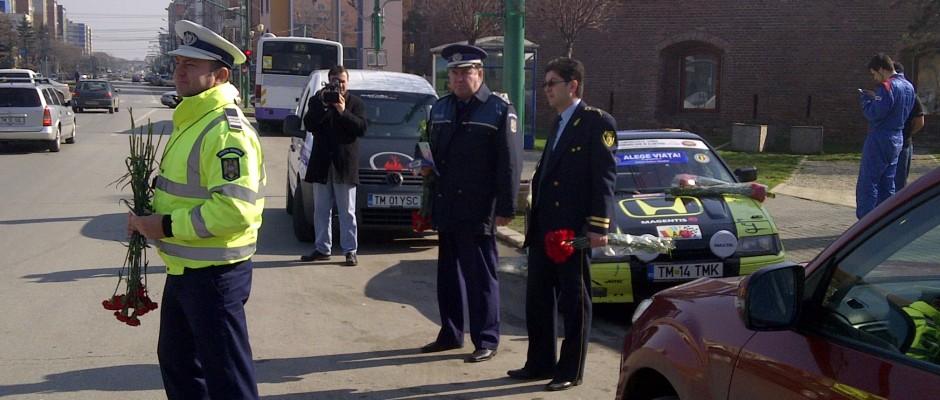 politia rutiera,8 martie
