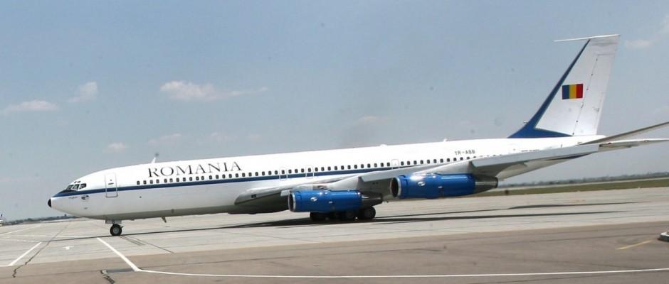 avionul prezidențial