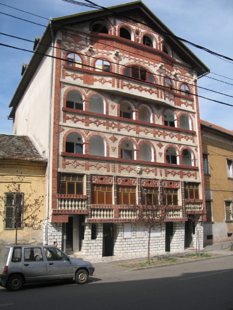 palat tiganesc