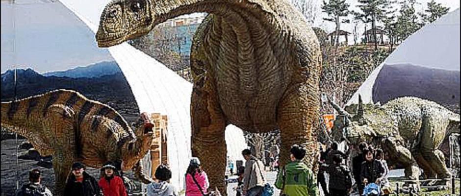 expozitie dinozauri