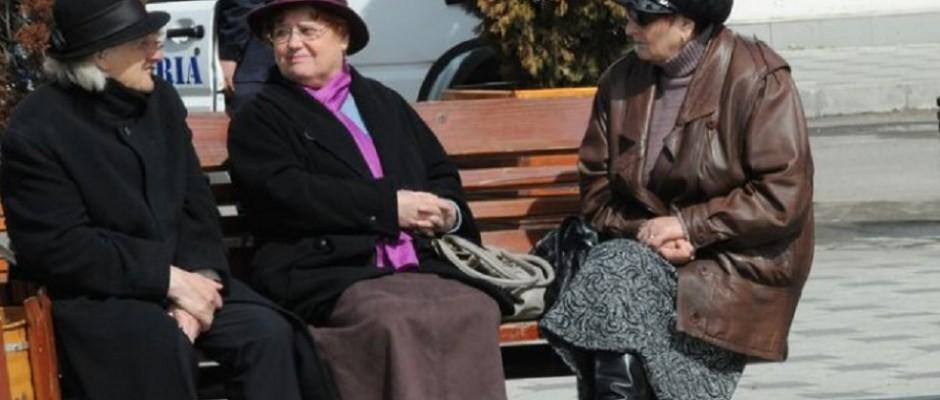 femei pensionare