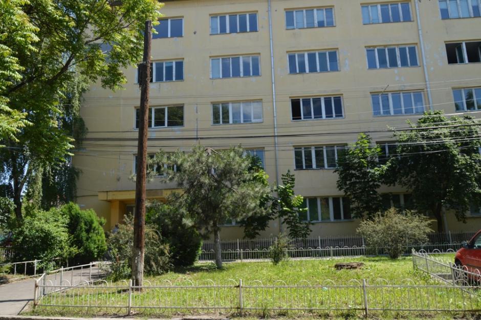 Strada Daliei - Cladire Clinica Dermatologie