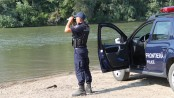 poliția de frontiera salvare