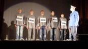repreyentatie spectacol teatru trupa penitenciar impact