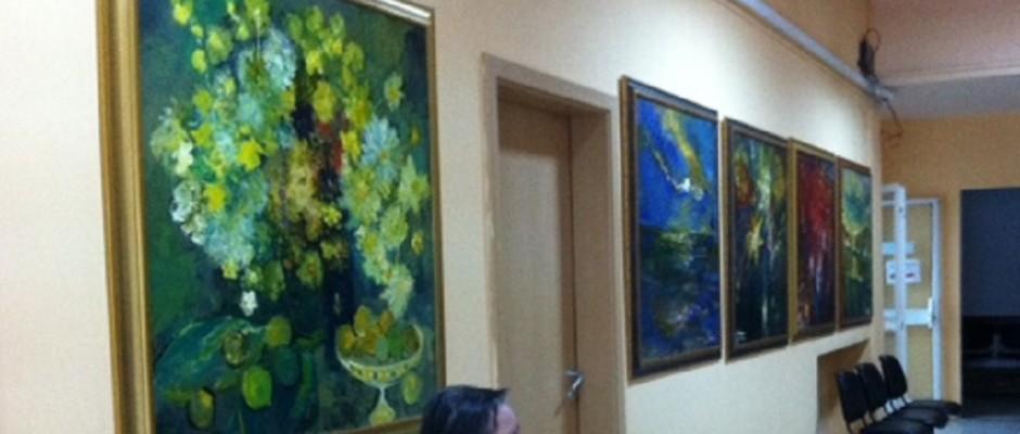 expozitie spitalul judetean timisoara