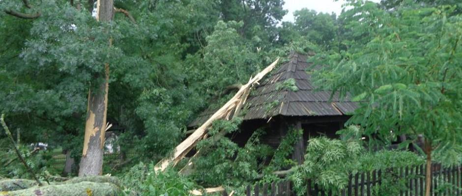 muzeul satului banatean furtuna
