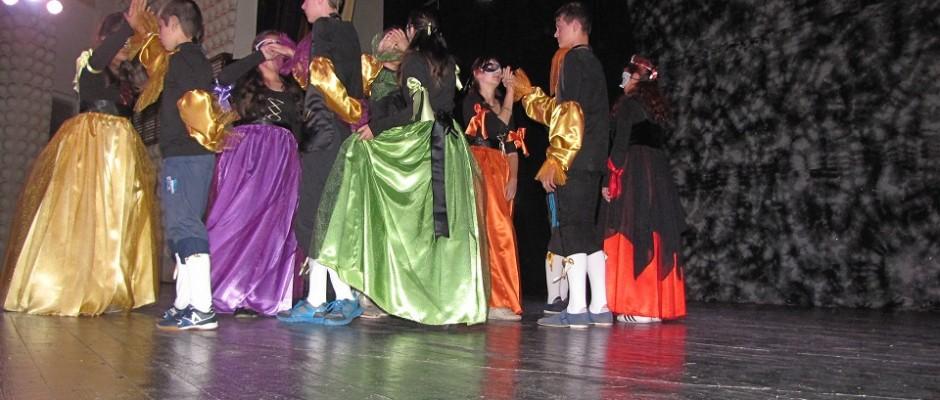 copii surzi danseaza
