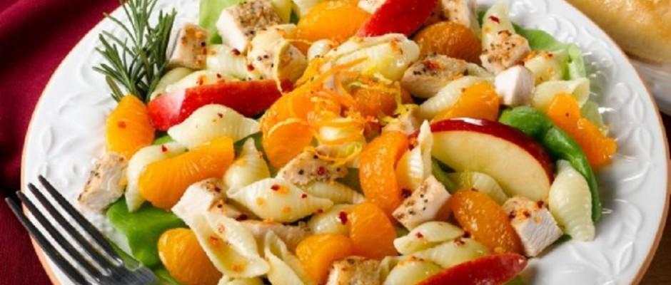 salata de pui si paste