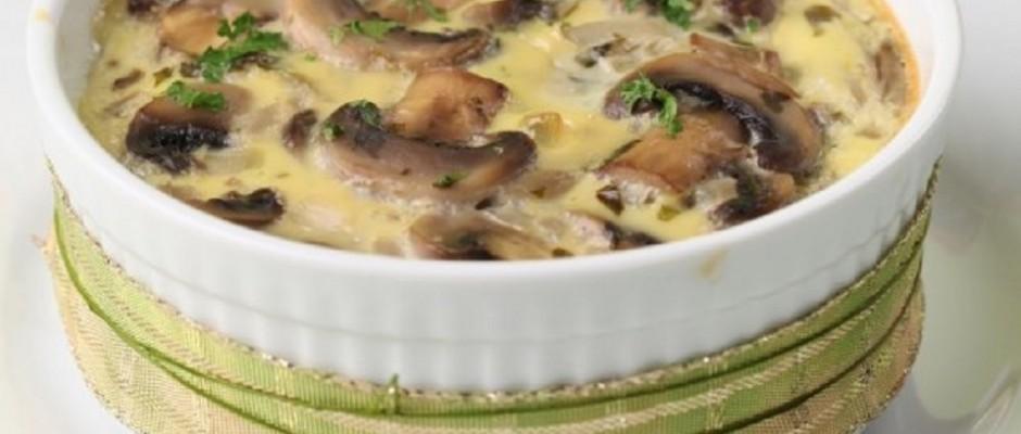 sufleu de ciuperci