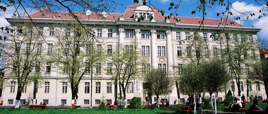 Universitatea de Medicina si Farmacie din Timisoara