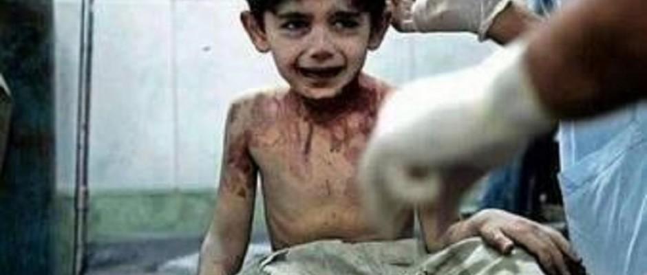 copil siria