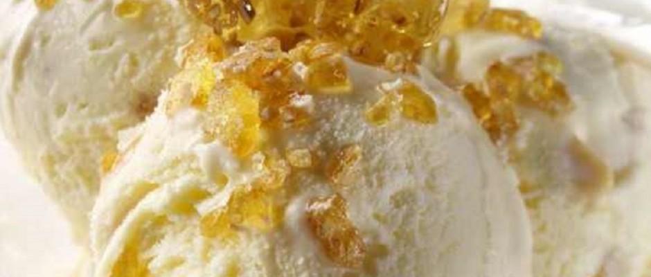 inghetata de vanilie