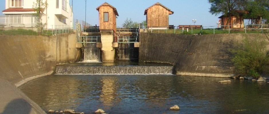 uzina hidroelectrica bega
