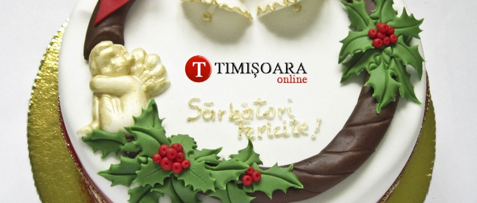 Moş Crăciun vine la Timişoara Online!