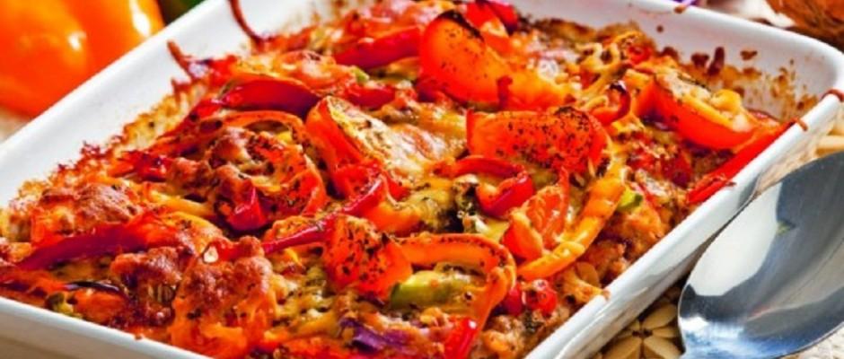 ghiveci de legume cu carne