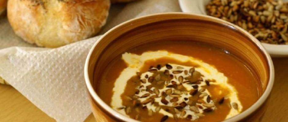 supa-crema de seminte