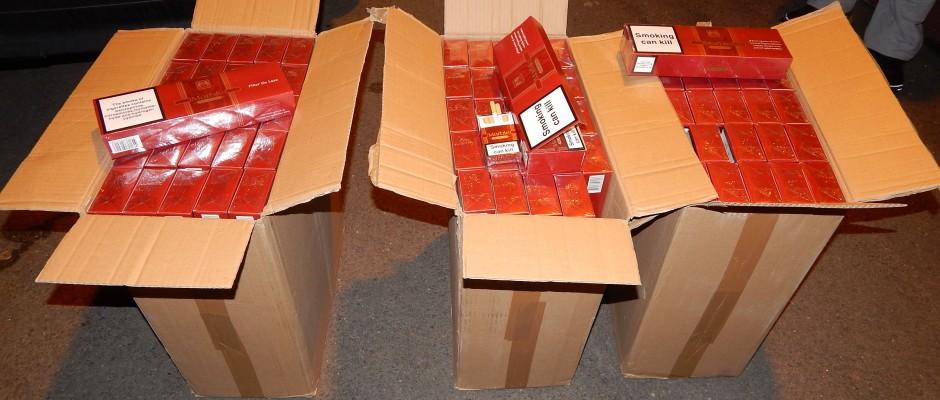 tigarete de contrabanda