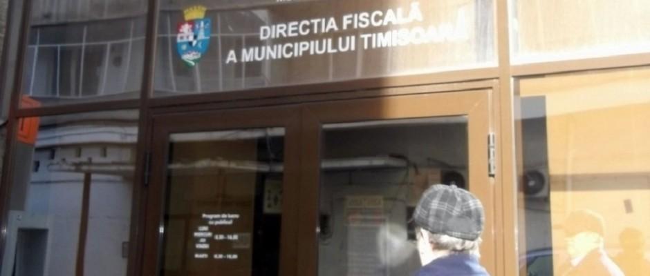 directia fiscala timisoara