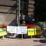 protest anti-ponta