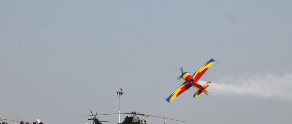 spectacol aerian
