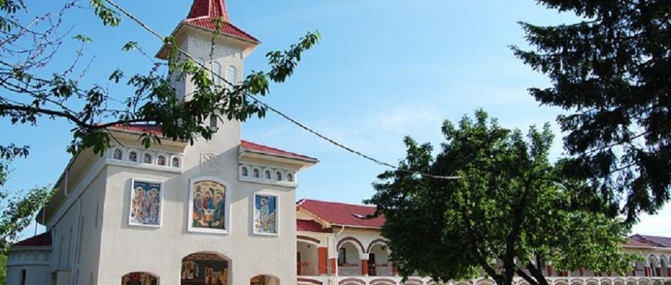 manastirea sag