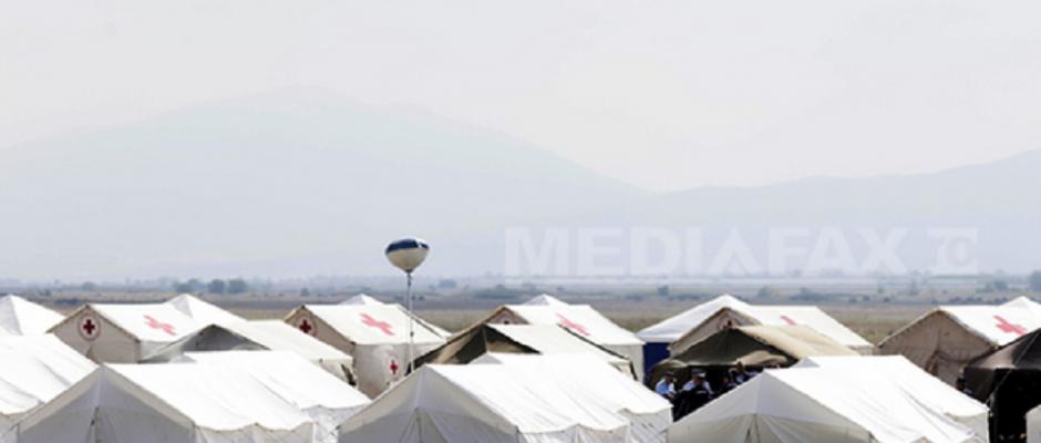 tabara refugiati