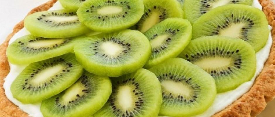tarta cu kiwi
