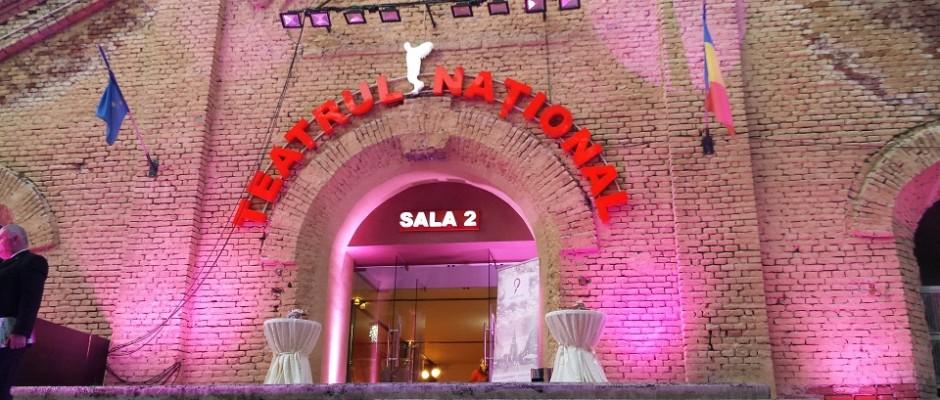 teatrul national timisoara roz