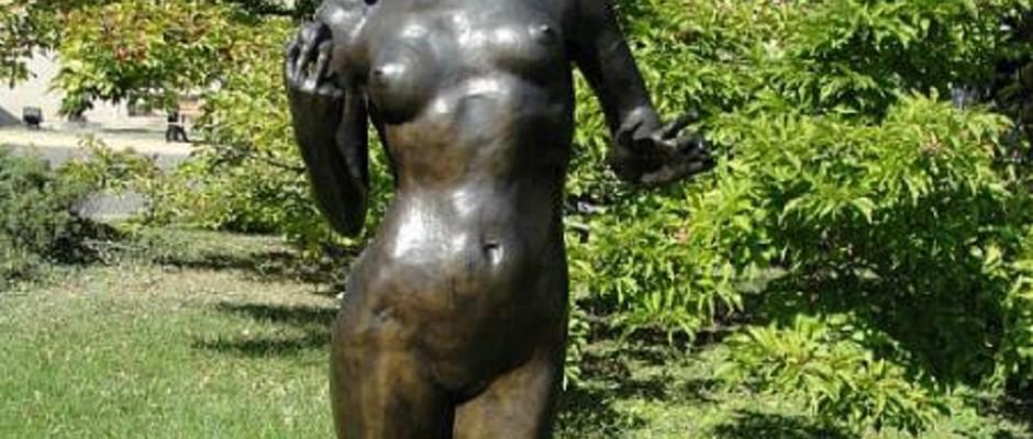 eva statuie