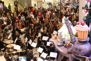 Concert Filarmonica la Mall (8)
